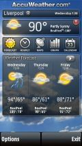 FULL 5 DAY INFO ACCUweather S60v5
