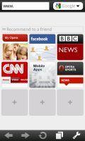 Opera Mobile 10.10 Beta