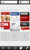 Opera Mini 5.1 Beta (Native Symbian)