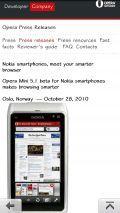 Opera Mini 5.1 Beta Native Symbian Coded