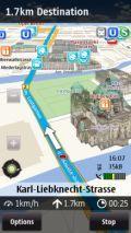 Ovi Map