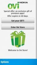 OVI Store Updt With Gift App