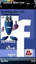 Facebook Album Sync (Symbian Series 60 5