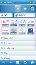 UC Browser 7.6.0.75 Unsigned 3D Icons