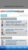 Espn Mobicast Cricket Info