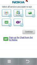Nokia Client Chat
