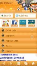 UC Browser 7.6 Official With Password Ma