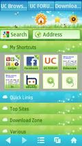 Ucbrowser 7.7Super Fast Browser