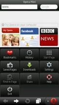 Opera Mini Web Browser for Symbian