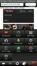 Opera Mini 6.1 For Symbian Belle