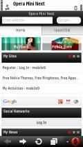 Airtel Modded Opera Mini Next