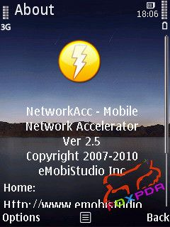 networkacc for nokia 5233