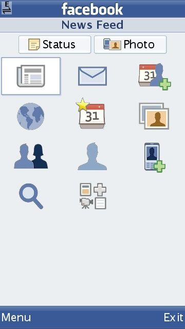 Facebook LATEST VERSION Symbian App - Download for free on