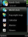 Paragon handy clock v411