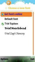 Flip Font Chnger By I-killer