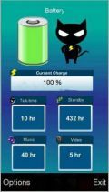 Battery Life Widget