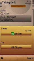 Talking Clock Lite