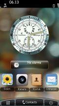 NOKIA N8 SPB Shell 8 Analog Clocks Pack