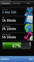 Nokia Battery Monitor V1.1 [ Updated ]