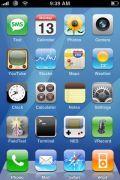 Iphone Homescreen