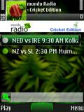 Mundu radio - cricket edition v1.00(6)(1