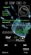 PowerMP3 Ddppll XM Hand Touch 2.0 Skin