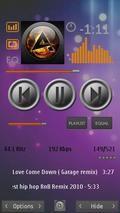 PowerMP3 Ddppll Mac Mix SKIN
