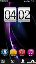 Symbian Belle HomeScreen