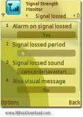 Signal Strength Monitor