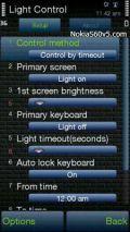 Free LightCtrl Application For Nokia S60