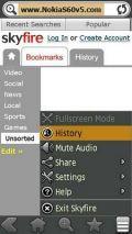 Skyfire Mobile Browser For Nokia S60v5 M