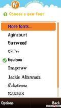 Flip Fonts