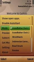 Cuckoo Clock App For