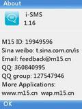 Free-iSMS v1.16 S60v3 S60v5 S3 Signed U
