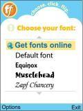 Flip Font Latest