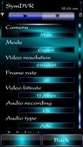 SymDVR v1.23 For S60v5 & S3