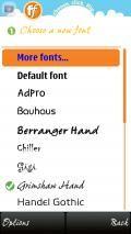 Flip Font
