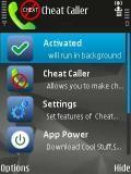 Cheat Caller Free (S60 5th & Symbian3)