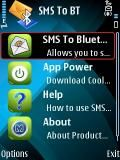 SMS To Bluetooth Free (S60 5th & Symbian3)