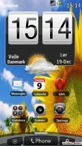HTC. Gdesk Theme