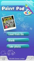 Symbian Nokia Paint Pad