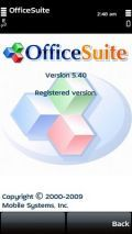 Office Suite v5.40 Fully Signed