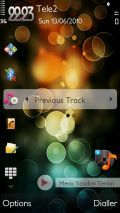 Orange Tornado 4.1 (Tekh Icons Mod)