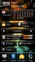 Orange Tsunami 4.1 (Tekh Icons Mod)