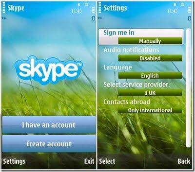 تحميل البرنامج الشهير Skype لجوالات