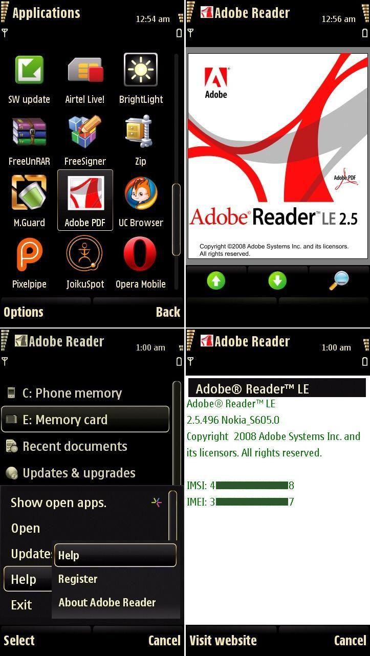 Pdf Reader Jar For Nokia