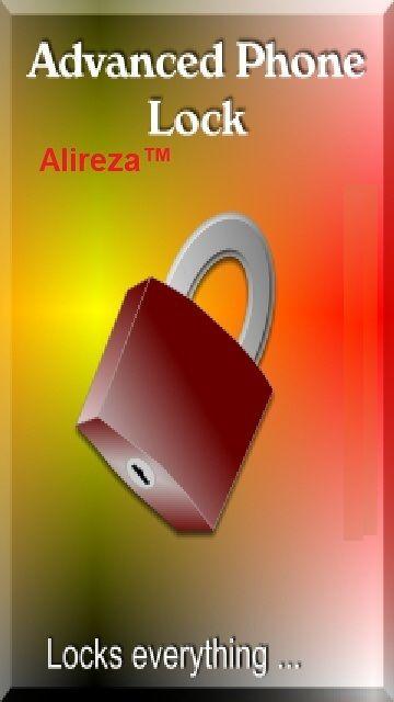 تحميل برنامج تشفير الملفات لجواات نوكيا Advanced.Phone.Lock