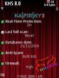 Kaspersky Mobile Secuirty v8.0.51.S60v3