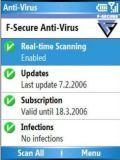 F-Secure Antivirus 3.20