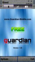 Guardian mobile security